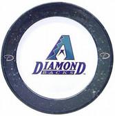 Arizona Diamondbacks 4 Piece Dinner Plate Set