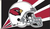 Arizona Cardinals 3 Ft. x 5 Ft. Flag w/Grommets