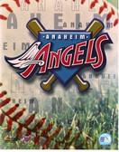 Anaheim Angels Team Logo 8x10 Photo