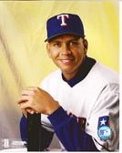 Alex Rodriguez Texas Rangers 8x10 Photo #2