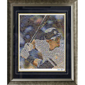 Alex Rodriguez New York Yankees Mosaic Framed 16x20 Photo (Ltd of 1000)
