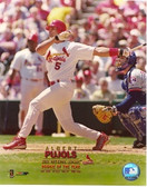 Albert Pujols St. Louis Cardinals Rookie of the Year 8x10 Photo