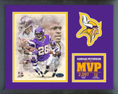 Adrian Peterson 2012 NFL Most Valuable Player Milestones & Memories