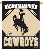 "Wyoming Cowboys 27""x37"" Banner"