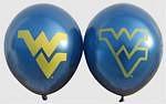 "West Virginia Mountaineers 11"" Balloons"