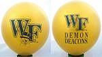"Wake Forest Demon Deacons 11"" Balloons"