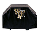 """Wake Forest Demon Deacon 72"""" Grill Cover"""