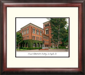 University of Southern California Alumnus Framed Lithograph