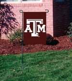 Texas A & M Aggies Garden/Window Sign