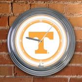 "Tennessee Volunteers 15"" Neon Clock"