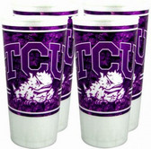 TCU Horned Frogs Souvenir Cups
