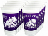TCU Horned Frogs 20oz Cups