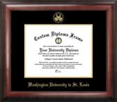 Southern Miss Golden Eagles Gold Embossed Diploma Frame