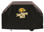 """Southern Miss Golden Eagles 72"""" Grill Cover GC72SouMis"""