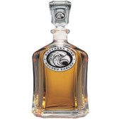 Southern Miss Capitol Decanter