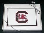 South Carolina Gamecocks Note Cards