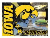 Iowa Hawkeyes Printed Canvas
