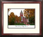 Georgia Institute of Technology Alumnus Framed Lithograph