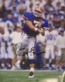Danny Wuerffel Hand Signed Florida Gators 16 x 20 Photograph A16FG-WUERFFEL-BLUE