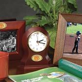 Clemson Tigers Desk Clock