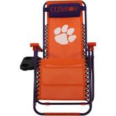 Clemson Textilene Zero Gravity Chair