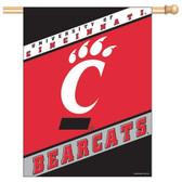 "Cincinnati Bearcats 27""x37"" Banner"