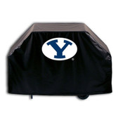 """Brigham Young 72"""" Grill Cover"""