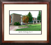 Appalachian State University Alumnus Framed Lithograph