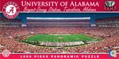 Alabama Crimson Tide Panoramic Stadium Puzzle