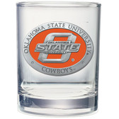 Oklahoma State Cowboys Double Old Fashioned Glass Set