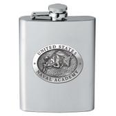Navy Midshipmen Flask