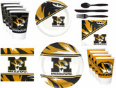 Missouri Tigers Party Supplies Pack #2