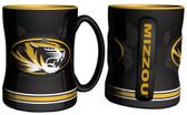 Missouri Tigers Coffee Mug - 15oz Sculpted