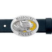 Missouri Tigers Belt Buckle