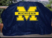 Michigan Wolverines Large Grill Cover