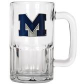 Michigan Wolverines 20oz Root Beer Style Mug