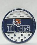 "Memphis Tigers 7"" Dessert Paper Plates"