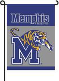Memphis Tigers 2-Sided Garden Flag Set w/ #11213 Garden Pole