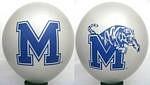 "Memphis Tigers 11"" Balloons"