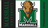 Marshall Thundering Herd 3 Ft. x 5 Ft. Flag w/Grommets