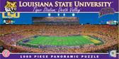 LSU Tigers Panoramic Stadium Puzzle