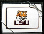 LSU Tigers Note Cards
