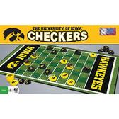 Iowa Hawkeyes Checkers