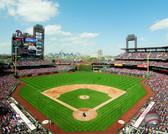 Philadelphia Phillies 40x50 Stretched Canvas