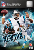 Carolina Panthers Cam Newton 100 Piece Puzzle
