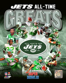 New York Jets 16x20 Stretched Canvas