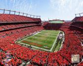 Denver Broncos  20x24 Stretched Canvas