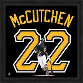 Pittsburgh Pirates Andrew McCutchen 20x20 Uniframe Jersey Photo
