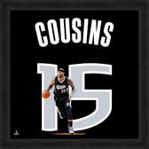 Sacramento Kings DeMarcus Cousins 20x20 Uniframe Jersey Photo