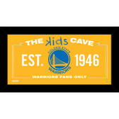 Washington Wizards 6x12 Kids Cave Sign